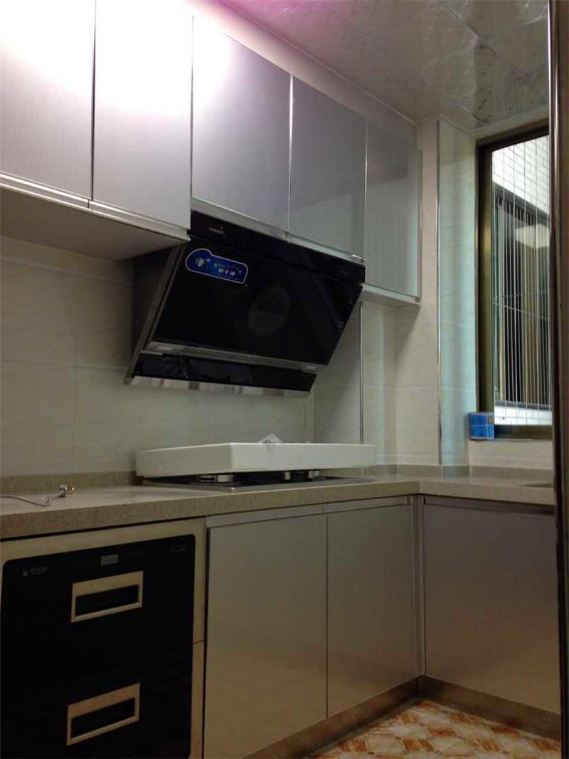 厨房灶台门颜色装修效果图】厨房灶台门颜色设计